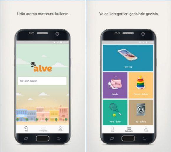 alve mobil uygulama