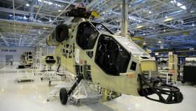 Yerli helikopter ATAK 2'nin tasarımı