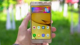 Galaxy J5 (2016), Note 8 arayüzüne kavuştu!