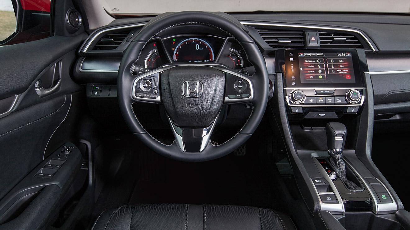 Yeni Civic RS