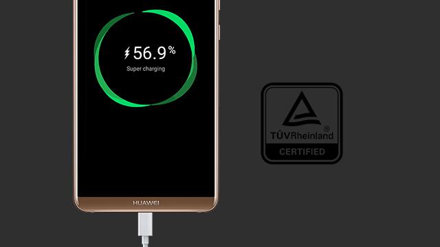 Huawei Mate 10 bataryasıyla bir ilki gerçekleştiriyor!