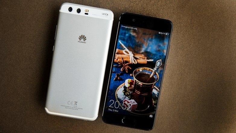 Huawei guncelleme