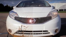 Kendini temizleyen araba boyası geliştirildi!