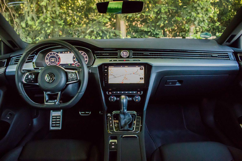 Volkswagen Arteon İç Tasarım