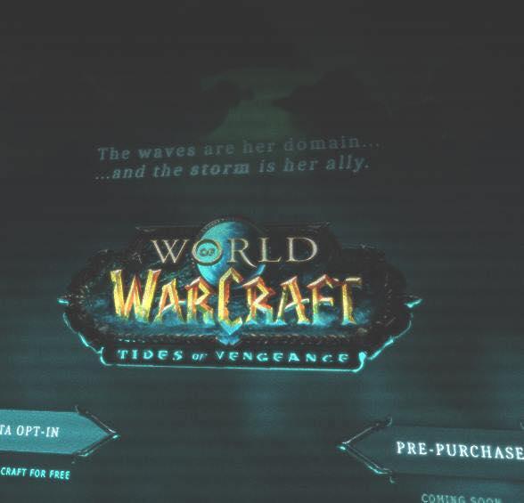 world of warcraft tides of vengeance