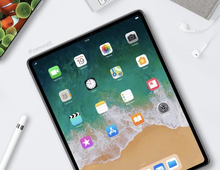 2018 iPad Pro - Apple A11X
