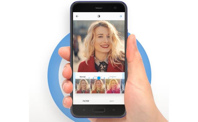 HTC U11 Life için Android 8.0