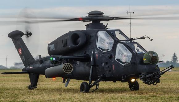 Atak helikopterinin TSK'ya teslimatı devam ediyor!