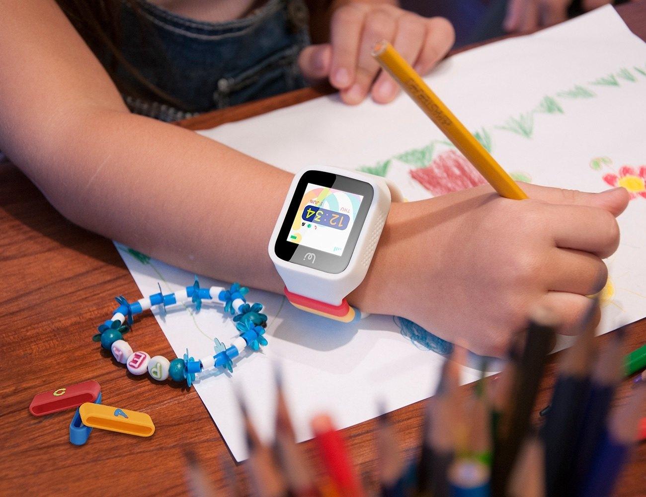 çocuklara özel akıllı saat