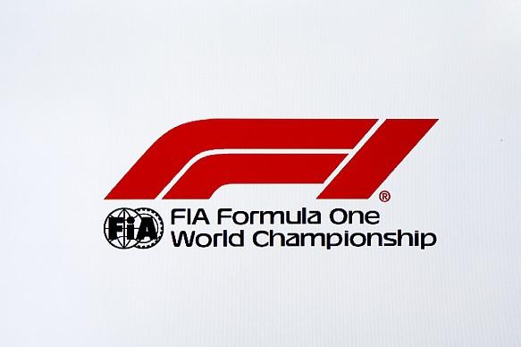 f1 logosu