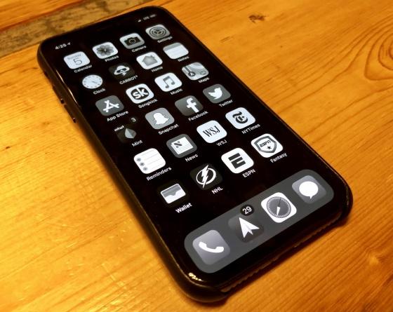 iPhone X pil ömrü