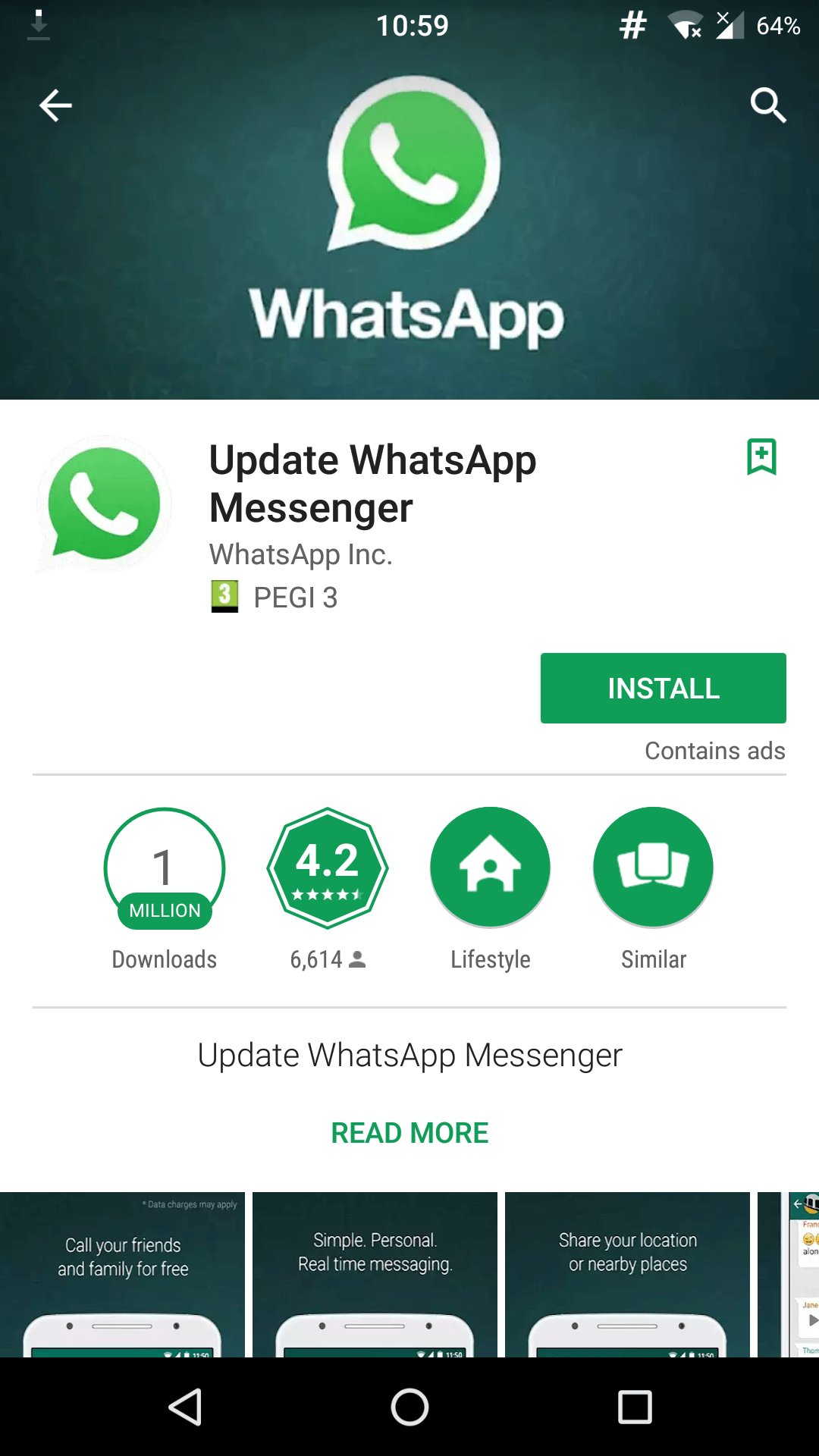 sahte whatsapp