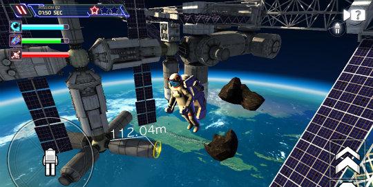 Uzay yürüyüş simülatörü