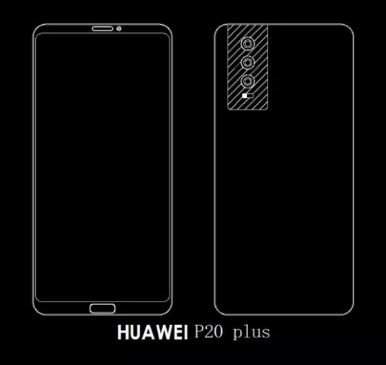 Huawei p20 plus