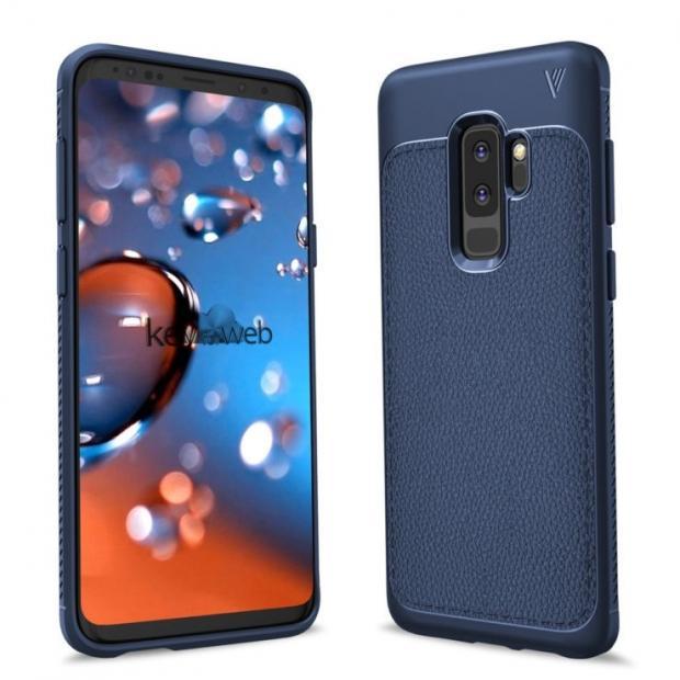 Galaxy S9 Plus tasarımı