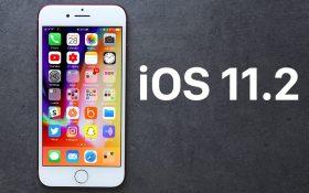iOS 11.2 güncellemesi yayınlandı!