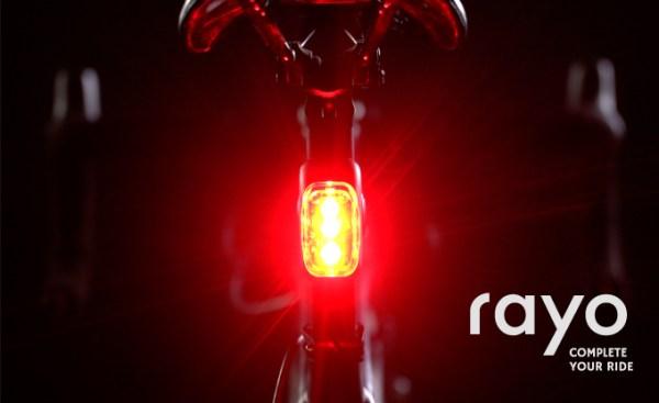 rayo bisiklet isigi