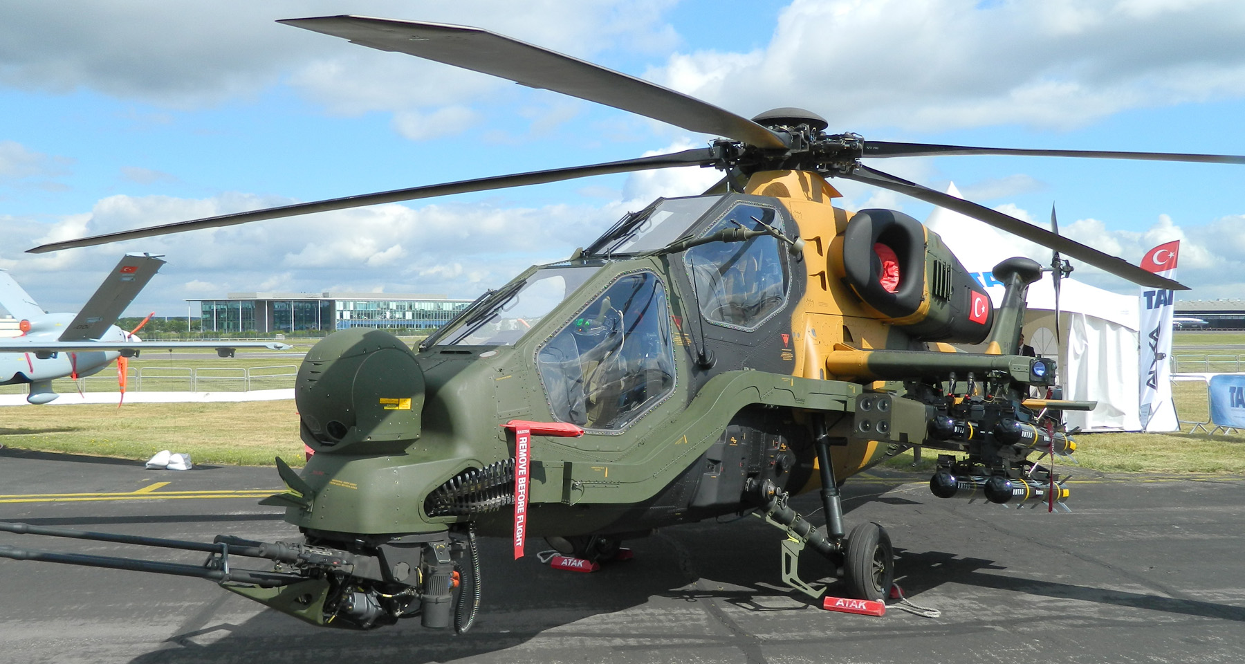 T-129 Atak Helikopteri