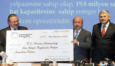 Türk Telekom İhale Oger