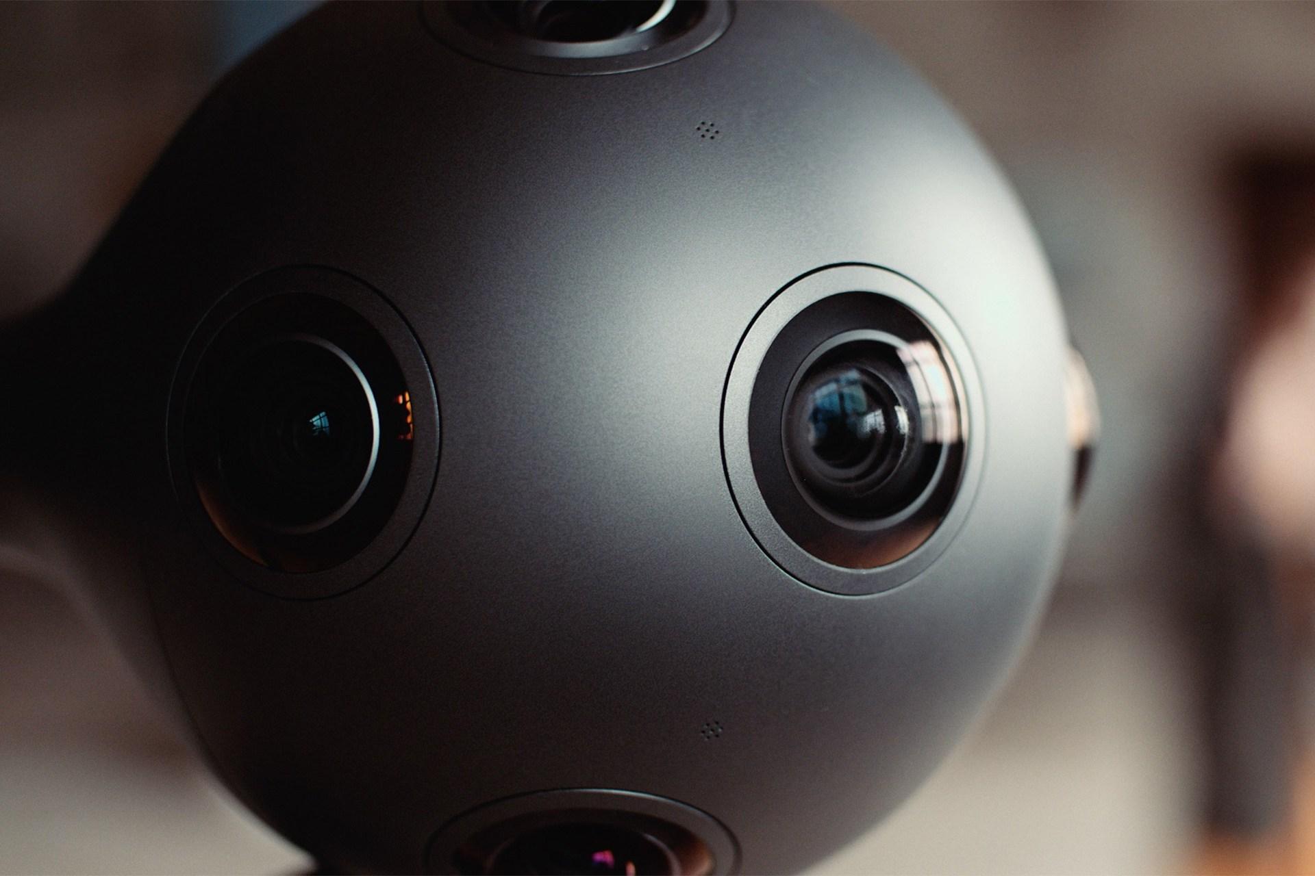 5 kamera lensli