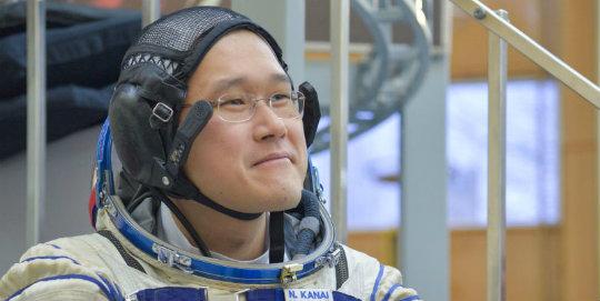 Astronotun boyu