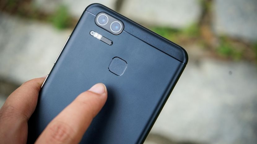 Asus Zenfone 3 Zoom Android Oreo
