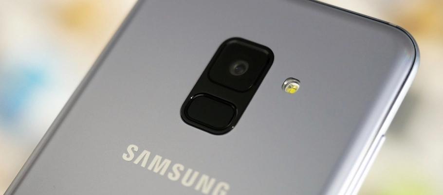 Galaxy A8 (2018) kamera