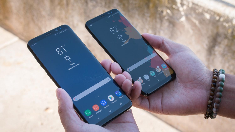 Galaxy S9 Plus depolama