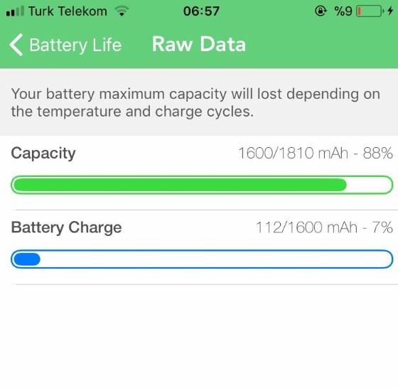 iPhone işlemci hızı