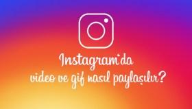 Instagram GIF paylaşma nasıl yapılır?