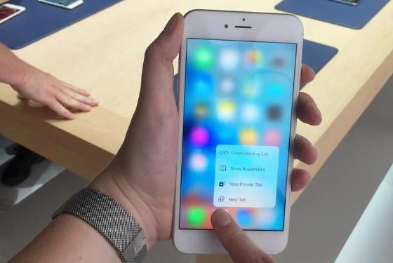 iPhone 6 Plus değişimi