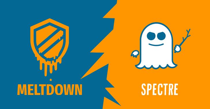 meltdown-spectre Intel