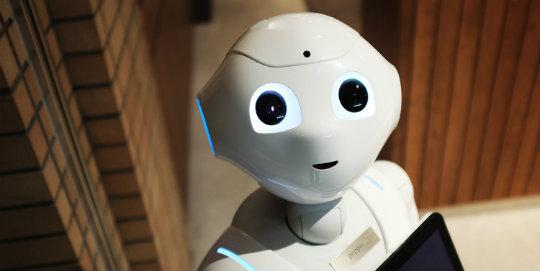 Robot asistan