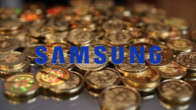 Samsung kripto para