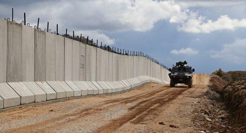 Kayı sınır güvenlik