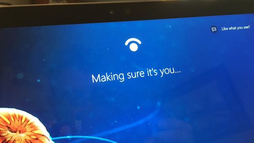 windows yüz tanıma teknolojisi - windows hello nedir sdn