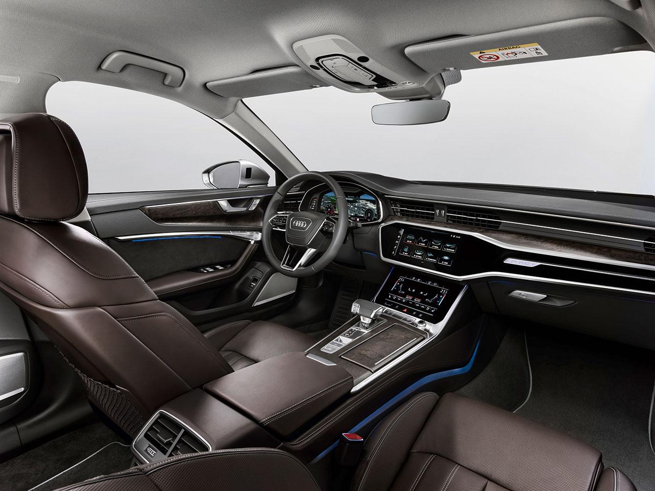 2019 Audi A6 Tanıtıldı Shiftdeletenet