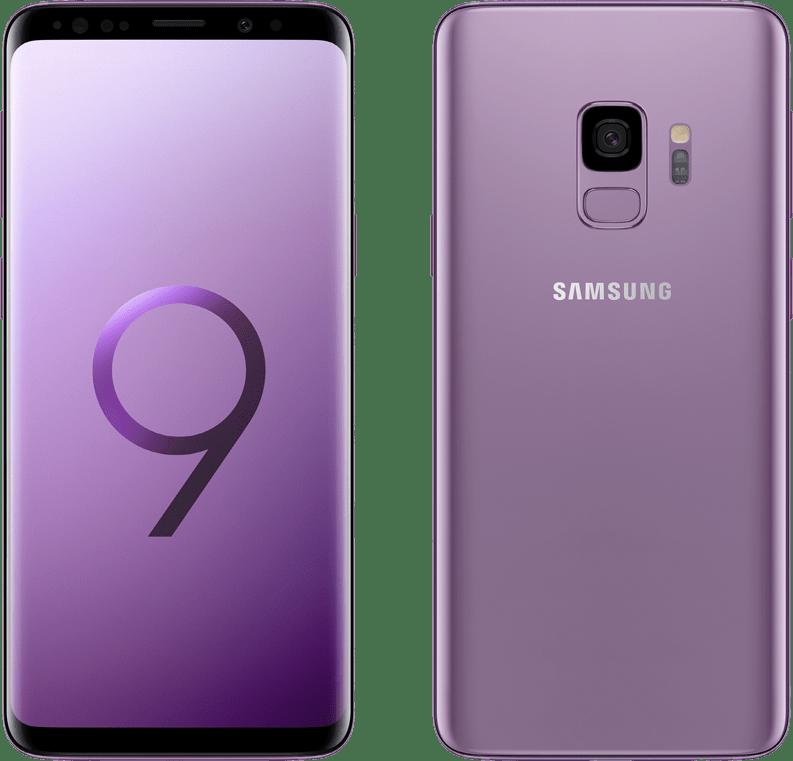Galaxy S9 tasarımı