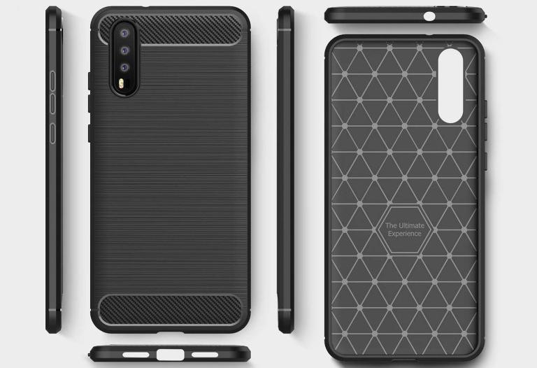 Huawei P20 tasarımı - 2