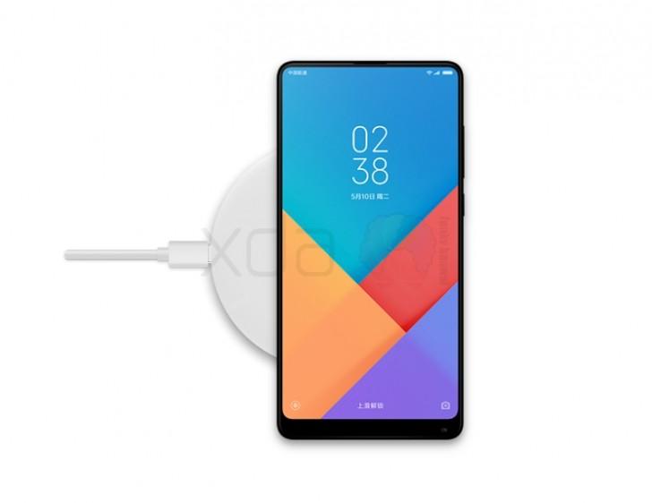 Xiaomi Mi Max 3 kablosuz şarj
