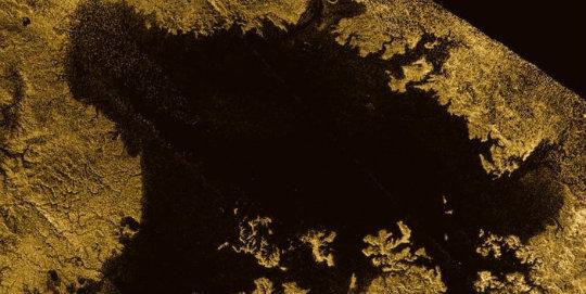 Titan okyanusu