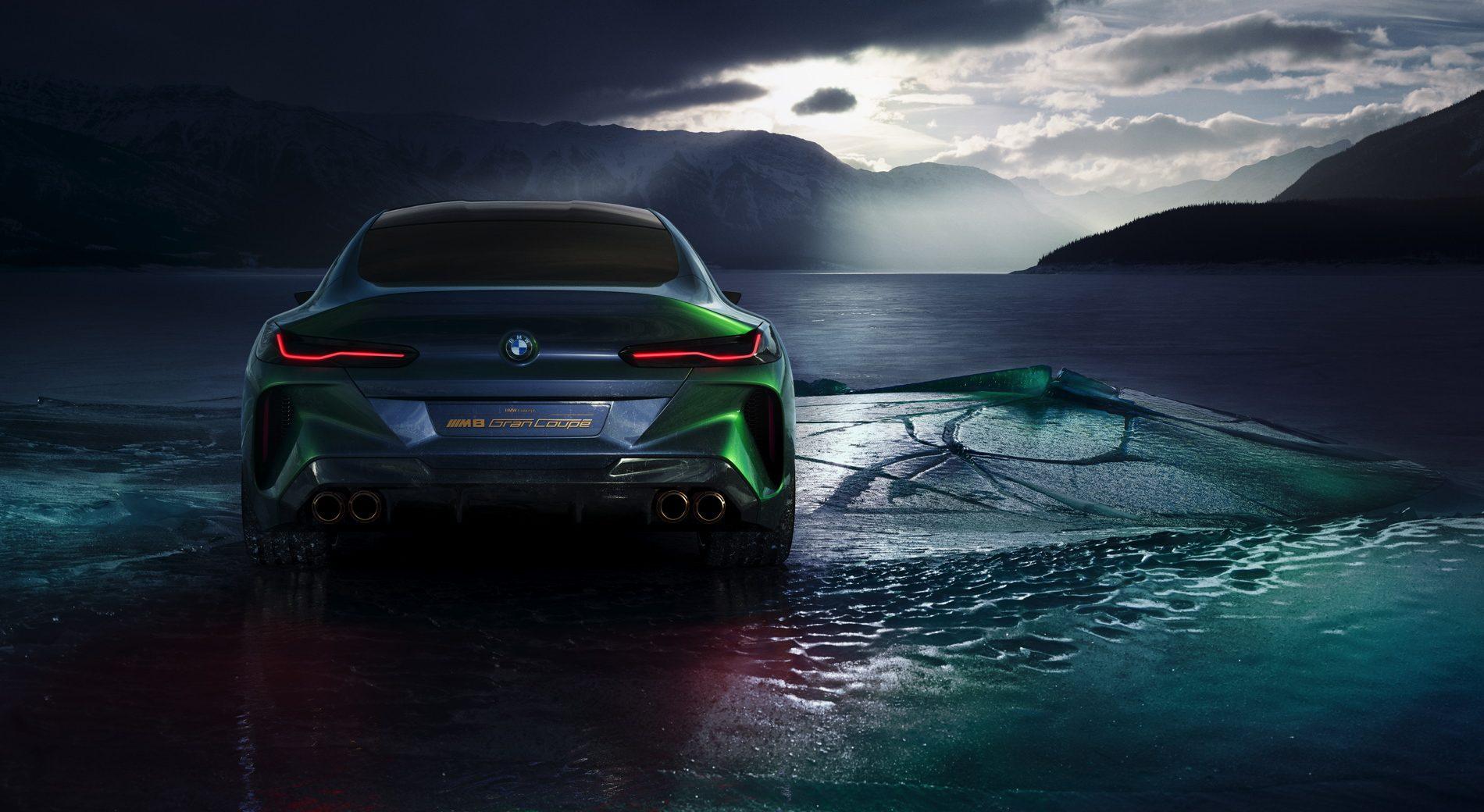 BMW Concept M8
