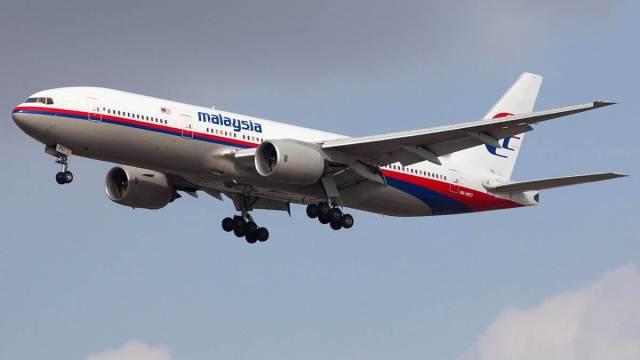 Malezya uçağı