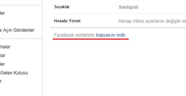 Facebook, Android, izinsiz veri
