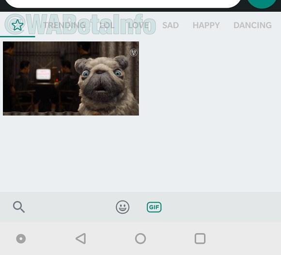 WhatsApp için yeni bir özellik