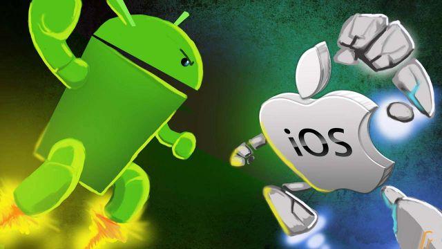 Android bağlılık oranı