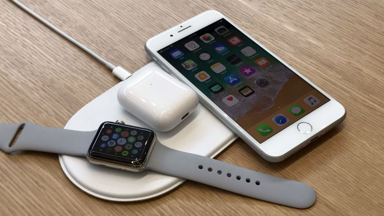 Apple AirPower üretimi