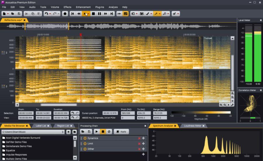 ücretsiz ses düzenleme yazılımları