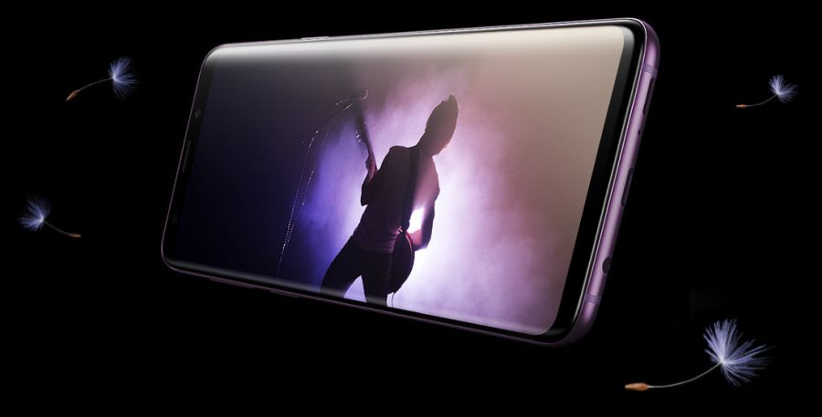 Galaxy S9 dokunmatik ekran sorunu