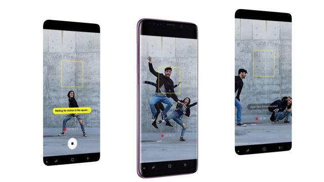 Galaxy S9 tanıtım videoları